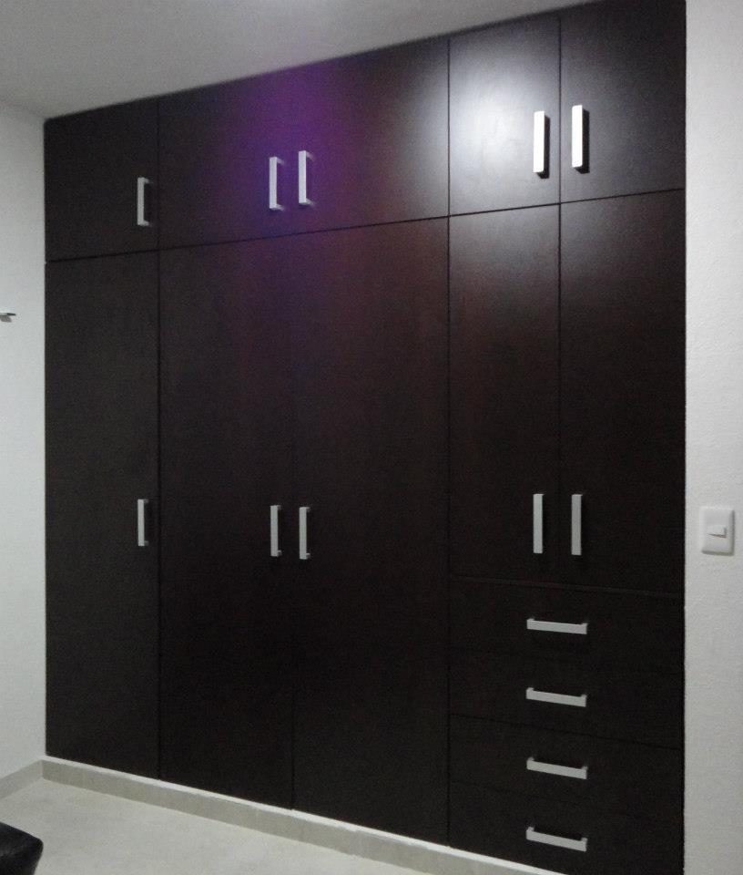 Closets for Modelos de zapateras para closets